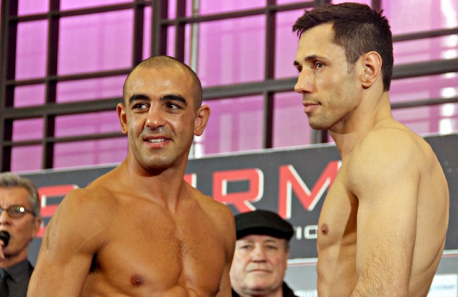 After 23 years preparation, Sam Soliman gets his world title shot