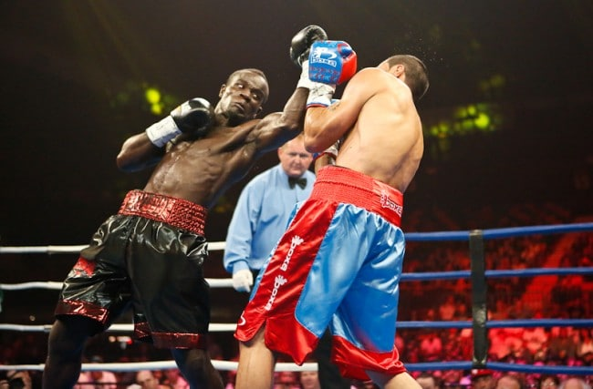VIDEO: Clottey pummels Mundine over twelve one-sided rounds