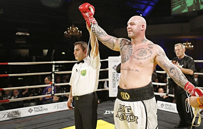 "Lucas Browne – ""This fight means I can pay my rent"""