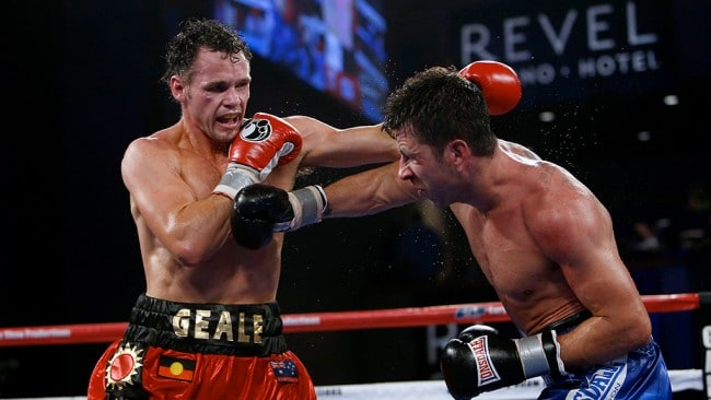 Geale vs. Macklin set for May 24th on HBO