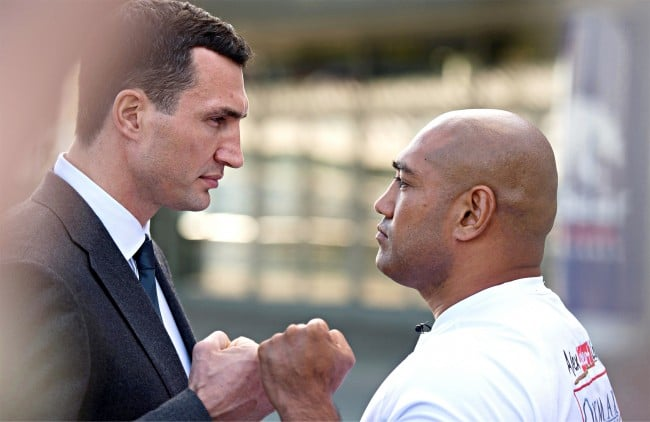 Heavyweight history of upsets says Alex Leapai can win