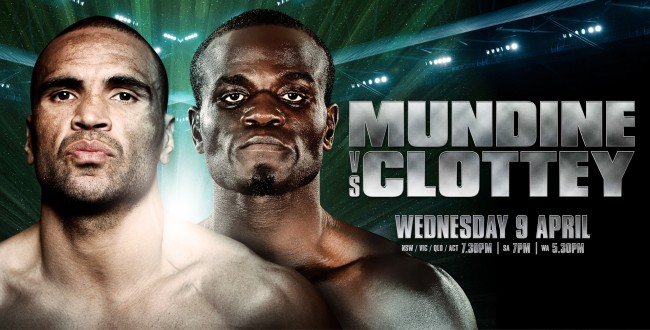 Live Blog: Mundine vs. Clottey & Pitt vs. Aloua
