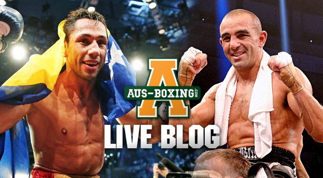 Live Blog: Sam Soliman vs. Felix Sturm