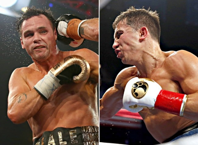 Geale vs. Golovkin set to be approved by WBA for July 26th