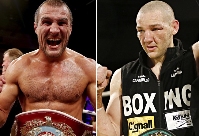 "Blake Caparello calls out Sergey Kovalev – ""where do I sign?"""