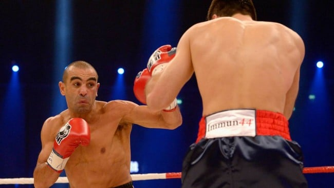 Soliman hits the road for world title tilt