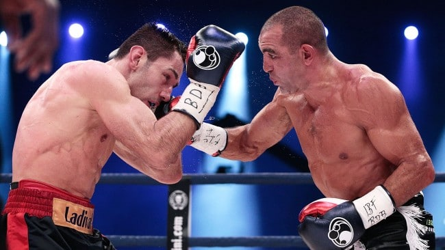 Sam Soliman returns home, eyes middleweight unification