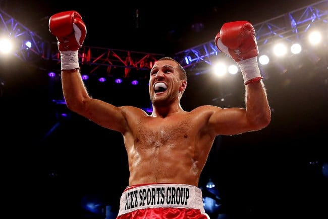 Caparello-Kovalev signed and sealed for August 2nd