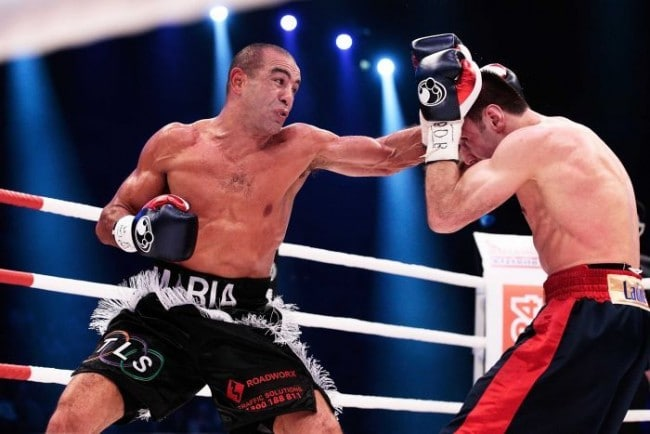 VIDEO: Sam Soliman vs. Felix Sturm (Full Fight)