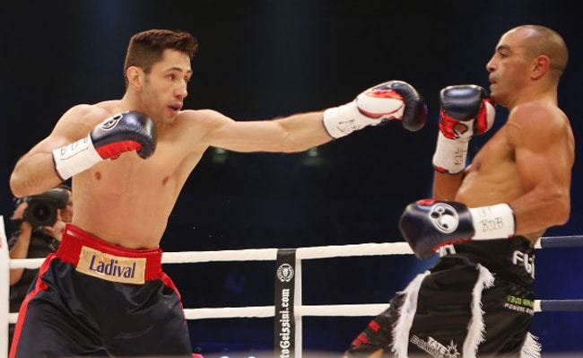 Soliman lifts IBF title from Sturm in fairytale finish