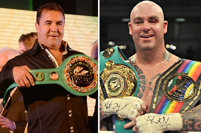 Jeff Fenech set to take training reigns for Lucas Browne