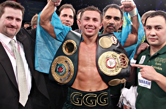 "Daniel Geale – ""I believe I have the right style to beat Golovkin"""