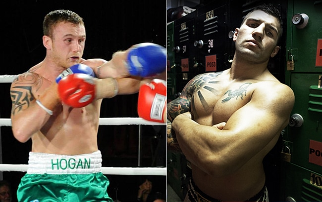 Dennis Hogan vs. Steve Moxon confirmed for July 6th