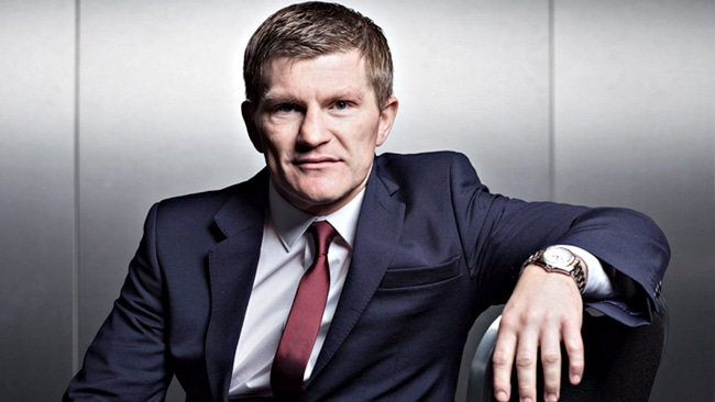 Ricky Hatton talks Australian boxing, prospects, fans and more