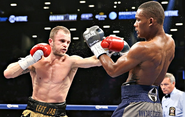 Team Fletcher talk Jacobs loss, Geale and future fights