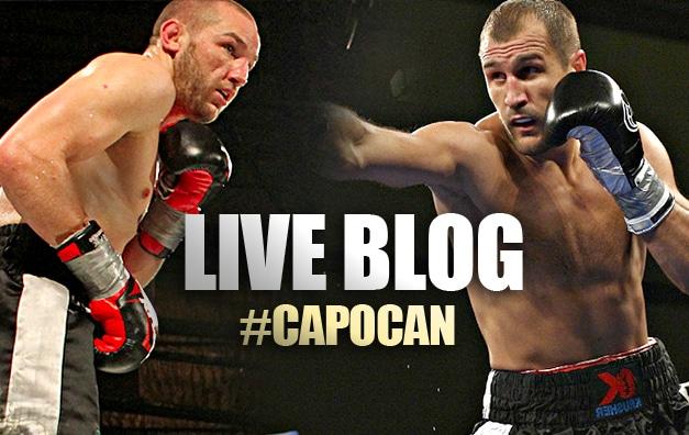 Live Blog: Sergey Kovalev vs. Blake Caparello