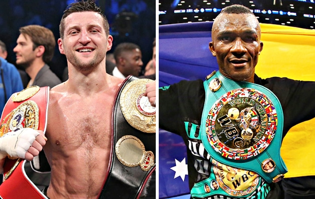 Potential Froch unification looms for Bika