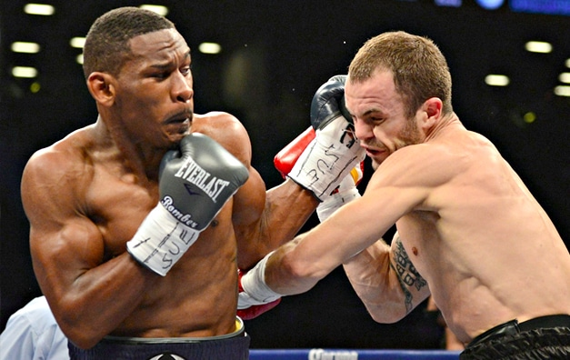 Jarrod Fletcher finished in five by Danny Jacobs