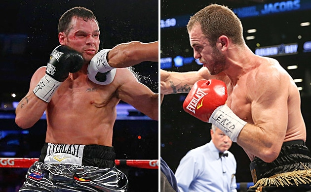 Daniel Geale vs. Jarrod Fletcher official for December 3rd