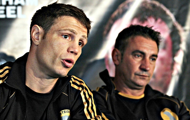 "Michael Katsidis – ""As my comeback grows, so will I"""