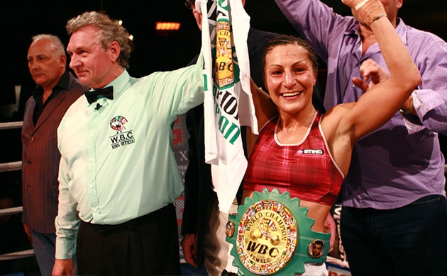 "Susie Ramadan – ""I've wanted this rematch for so long"""