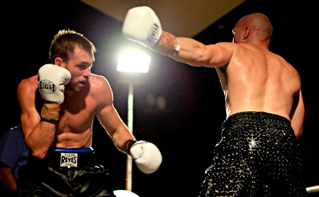 "Ben McCulloch – ""My aim is for a devestating knockout victory"""