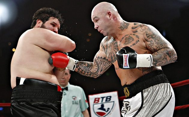 Lucas Browne made WBA mandatory for Ruslan Chagaev
