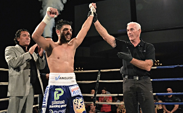 Billy Dib vs. Isaias Sampaio confirmed for December 6th in Sydney