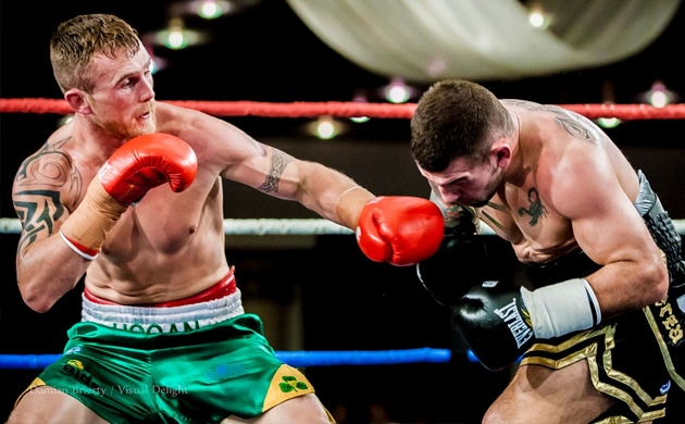 "Dennis Hogan – ""This is the longest preparation I've had for a fight"""