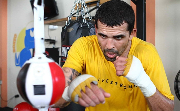 "Manny Siaca – ""I believe my experience will win me this fight"""