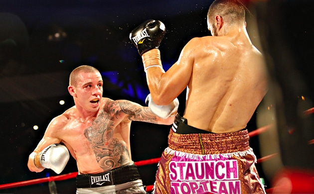 Jake Carr looks to continue meteoric rise against Renold Quinlan