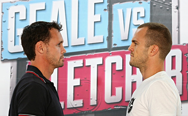 Betting Preview: Daniel Geale vs. Jarrod Fletcher