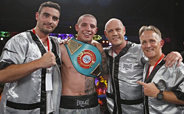 Jake Carr recaps Renold Quinlan test, reflects on title defence