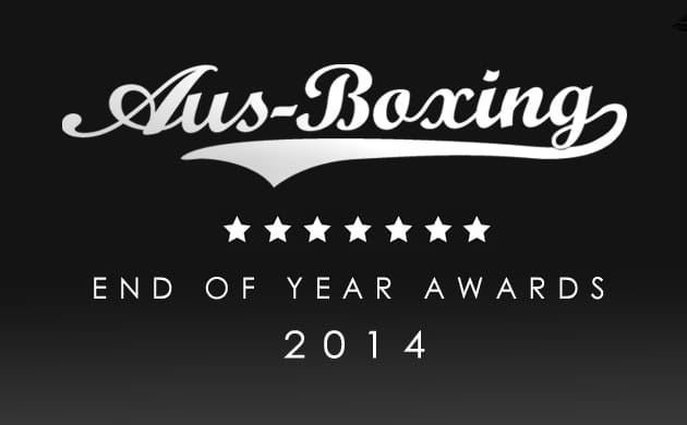 Aus-Boxing End of Year Awards for 2014