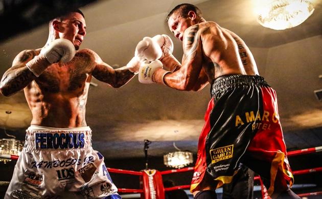 George Kambosos Jr. talks boxing on GEM, Rodynie Rafol and more