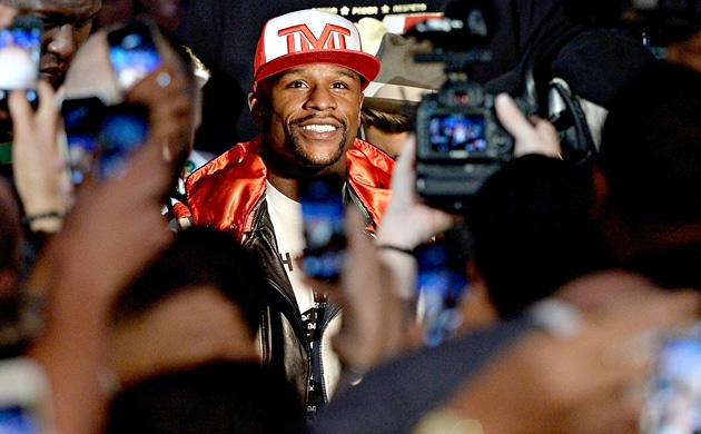 Floyd Mayweather in talks for Australian Tour