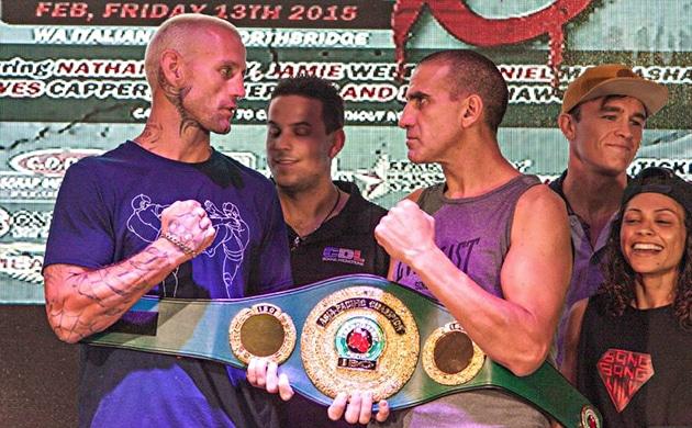 David Letizia on final fight, Rob Powdrill rematch and more