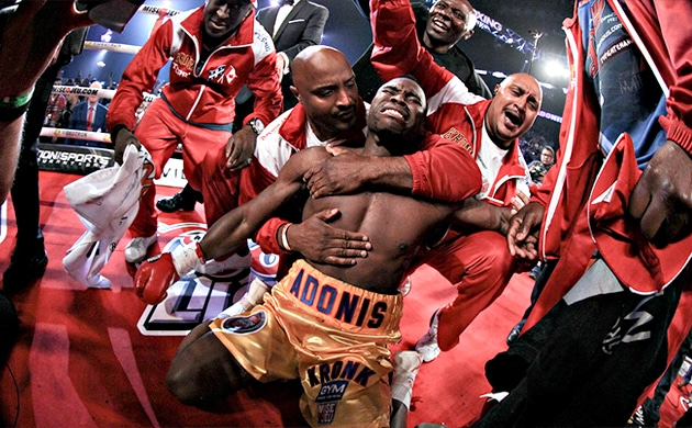 Sakio Bika vs. Adonis Stevenson set for April 4th in Quebec