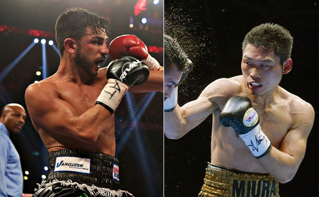 Billy Dib signs for Takashi Miura, WBC world title on May 1st