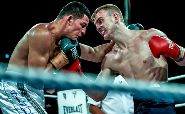 Ruthless Dunn disposes of Berrocal in two round thriller