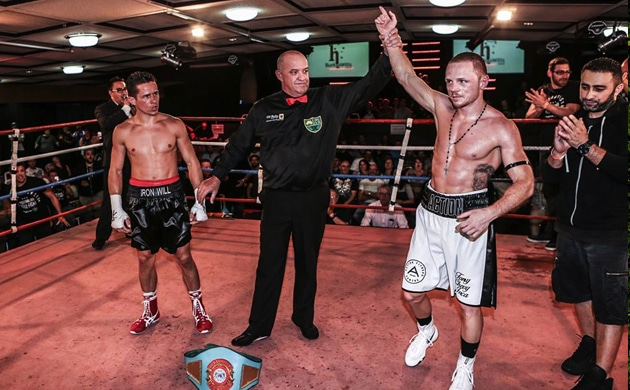 Luke Jackson recaps Will Young fight, title win and more