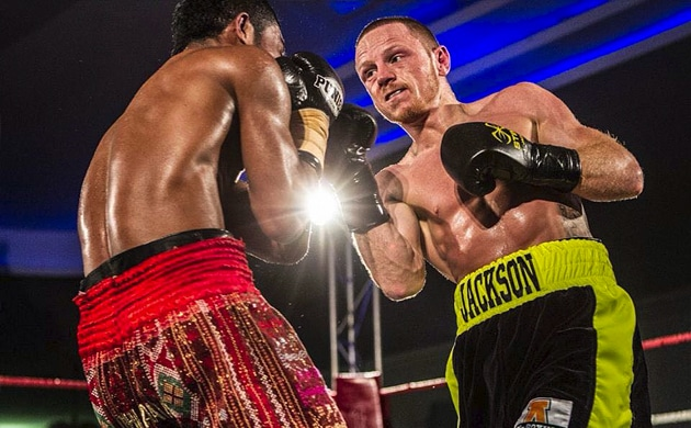 "Luke Jackson: ""I've prepared like this is for a world title"""