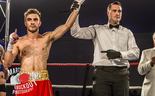 "Jason Moloney: ""I am expecting a good, hard fight"""