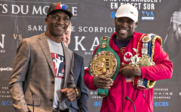 Sakio Bika's fighting chance to cement a dual world title legacy