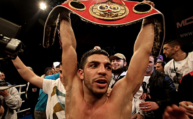 "Billy Dib: ""I have proven in the past that I won't shy away from a fight"""