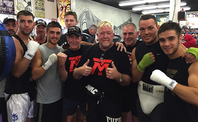 A Trip of a Lifetime For Boxing's East End Boys