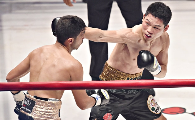 Dib denied of world title by Miura missile in Tokyo