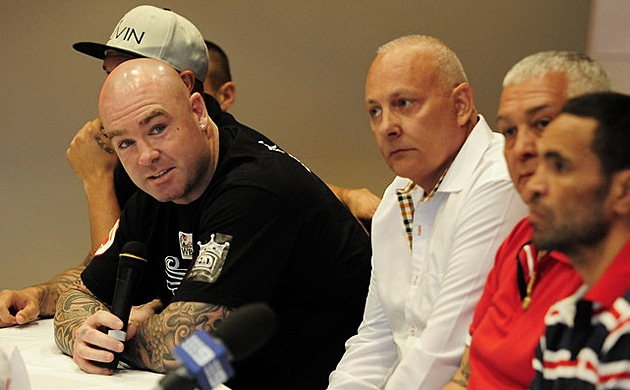 Lucas Browne vs. Omar Basile added to Channel 9 card