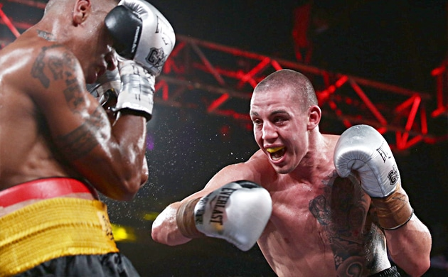 Jake Carr relinquishes Australian super middleweight title