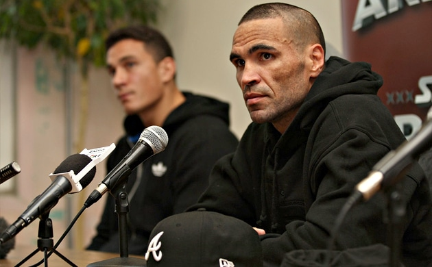 Anthony Mundine issues open letter to Floyd Mayweather